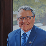 Thumbnail of portrait of Chair of Board Greg Devenish