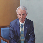 Thumbnail of portrait of Head of School Roger Wright