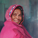 Portrait of Bhuri