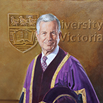 Thumbnail of portrait of Chancellor Murray Farmer