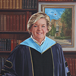 Thumbnail of portrait of Head of School Sue Groesbeck