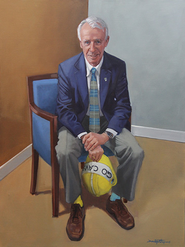 Portrait of Head of School